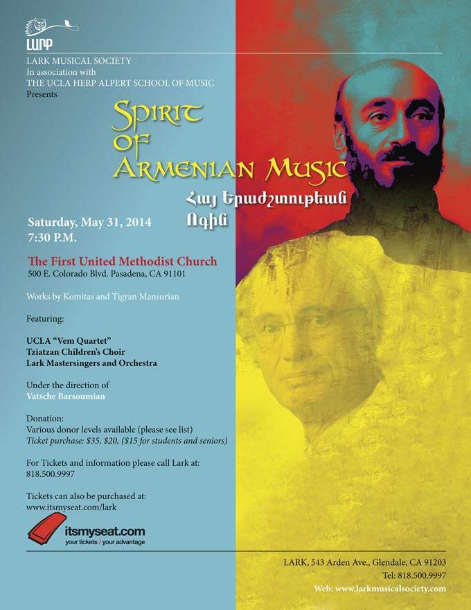 Spirit of Armenian Music